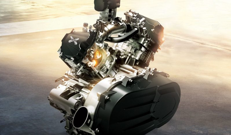 Troxus Dune 900 LX EFI EPS Petrol voll