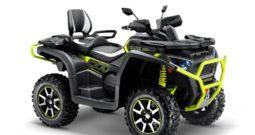 Troxus Dune 900 LX EFI EPS Neon-schwarz