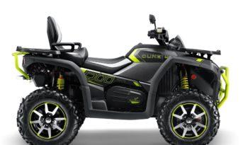 Troxus Dune 900 LX EFI EPS Neon-schwarz voll
