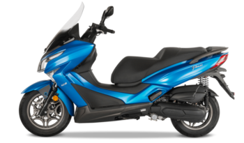 X-Town 125i ABS voll