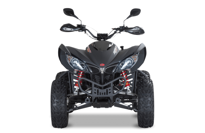 Maxxer 450i 4×2 Offroad Sport LOF voll