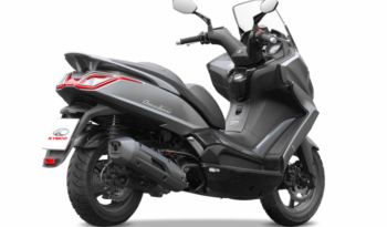 New Downtown 125i ABS voll