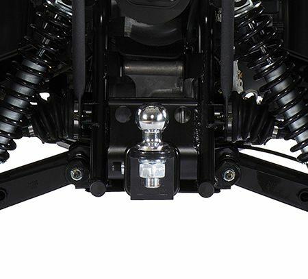 MXU 450i 4x4 LOF