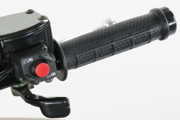 MXU 450i 4×4 LOF voll