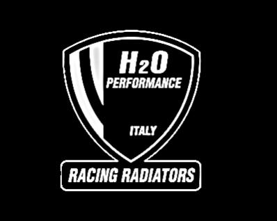 H2O Performance Italy Racing Radiators