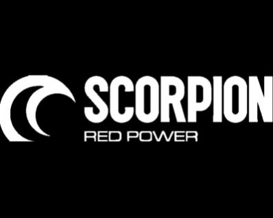 Scorpion Red Power