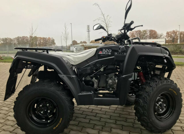 Adly 320 SE Canyon voll