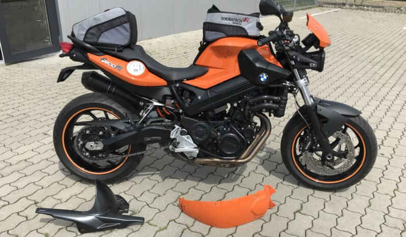 BMW F800R ABS voll