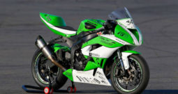 "Kawasaki Ninja ZX-6R Lohmann Racing Umbau ""Betty"""