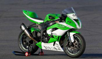 "Kawasaki Ninja ZX-6R Lohmann Racing Umbau ""Betty"""