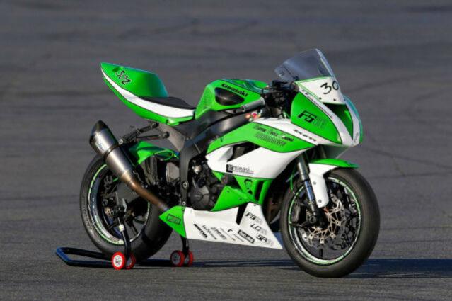 Kawasaki Ninja ZX-6R Racing