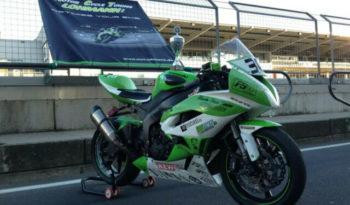 "Kawasaki Ninja ZX-6R Lohmann Racing Umbau ""Betty"" voll"