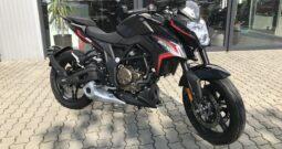 Voge Naked 300R – schwarz