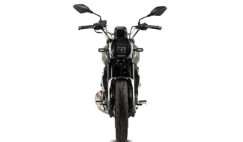 Voge Classic 300AC – grün voll