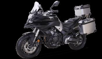 Voge Adventure 500DS – schwarz voll