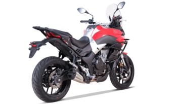 Voge Adventure 500DS – rot voll