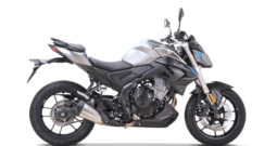 Voge Naked 500R – anthracite