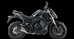 Voge Naked 500R – schwarz