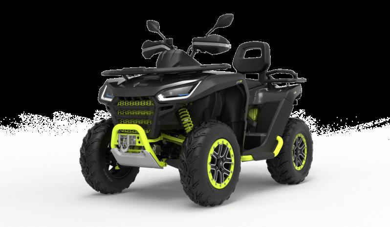 Segway Snarler 600 GL-D LOF schwarz-grün