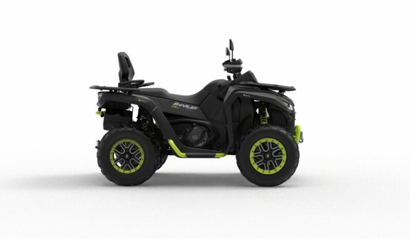 Segway Snarler 600 GL-D LOF schwarz-grün voll