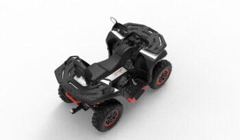 Segway Snarler 600 GL-D LOF weiss-rot voll