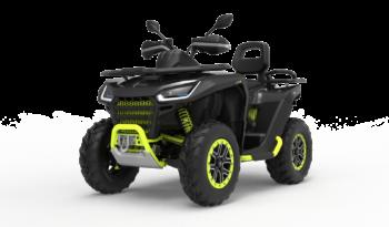 Segway Snarler 600 GL-F LOF schwarz-grün