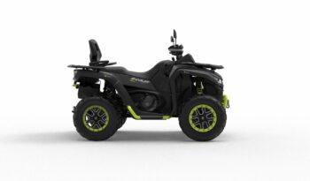 Segway Snarler 600 GL-F LOF schwarz-grün voll