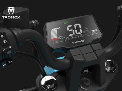Tromox MINO Premium Tromox - elektro Mini Bike 26 / 31