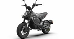 "Tromox MINO Premium 26 – schwarz (""Mysterious Black"")"