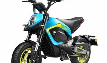 """Tromox MINO Premium 26 – blau (""""Youth Blue"""") voll"""