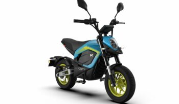 Tromox MINO Premium 26 Youth Blue