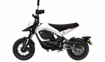 """Tromox MINO Premium 26 – weiß (""""Freedom White"""") voll"""