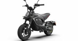 "Tromox MINO Premium 31 – schwarz (""Mysterious Black"")"