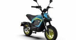 "Tromox MINO Premium 31 – blau (""Youth Blue"")"