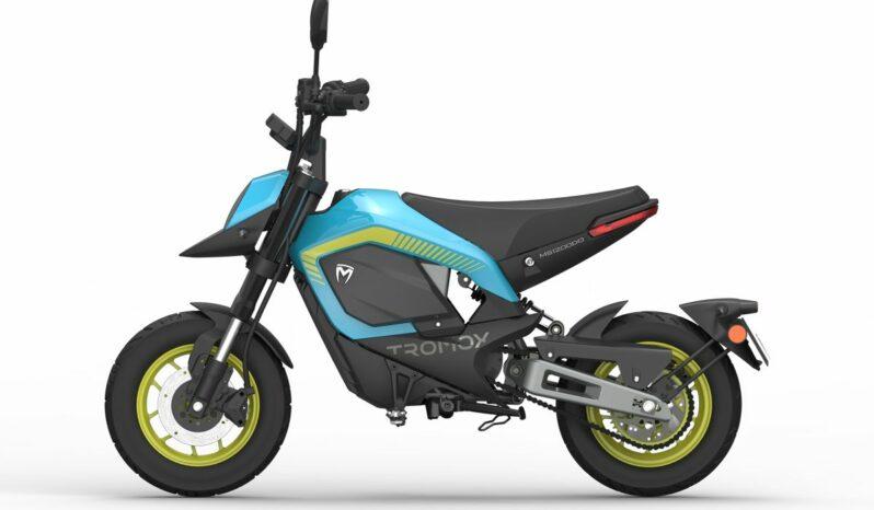 """Tromox MINO Premium 31 – blau (""""Youth Blue"""") voll"""
