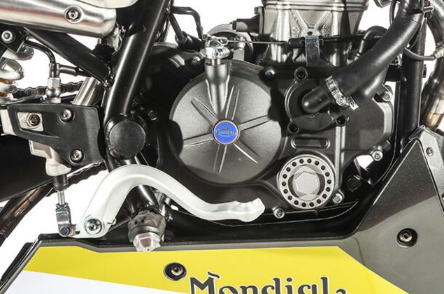 Mondial FLAT TRACK 125i ABS
