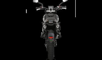 Mondial FLAT TRACK 125i ABS – schwarz voll