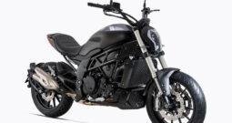 Benelli 502C – schwarz
