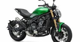 Benelli Leoncino 752 S – grün