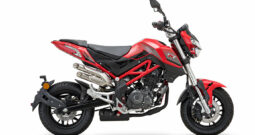 Benelli Tornado Naked T 125 – rot