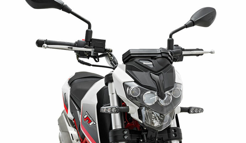 Benelli Tornado Naked T 125 – rot voll
